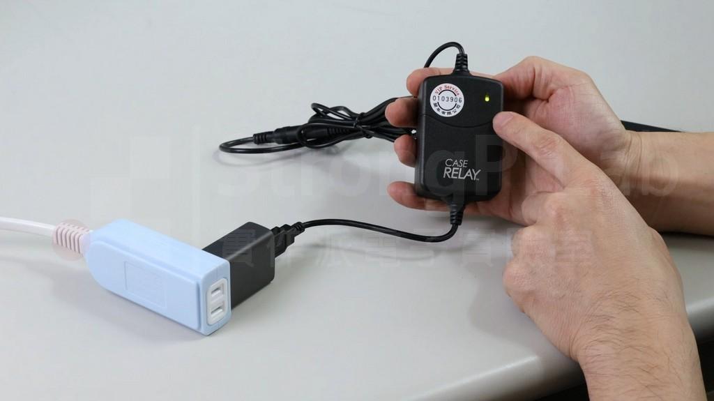 使用USB的AC充電器一切正常