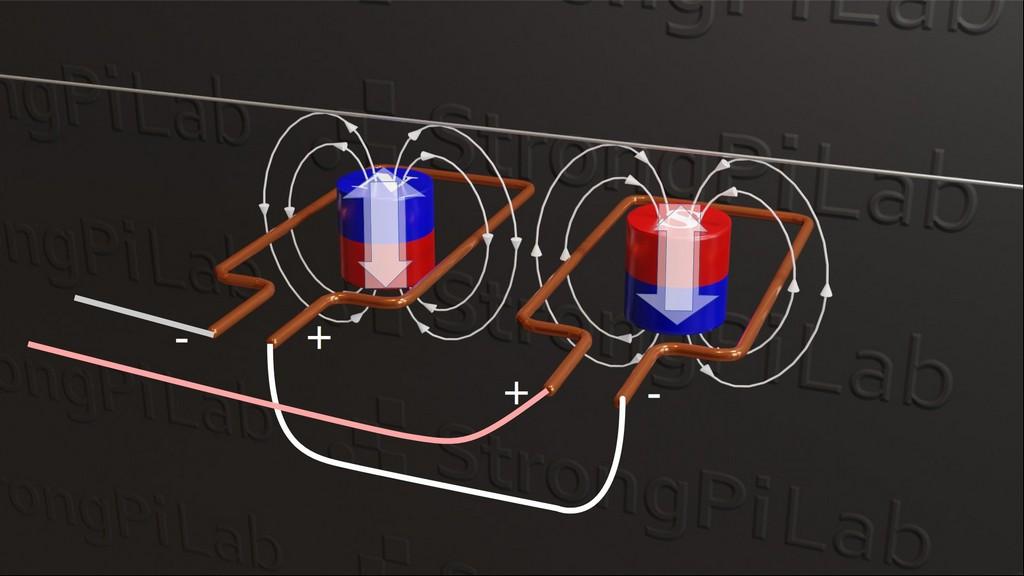 雙線圈 拾音器的串聯接線