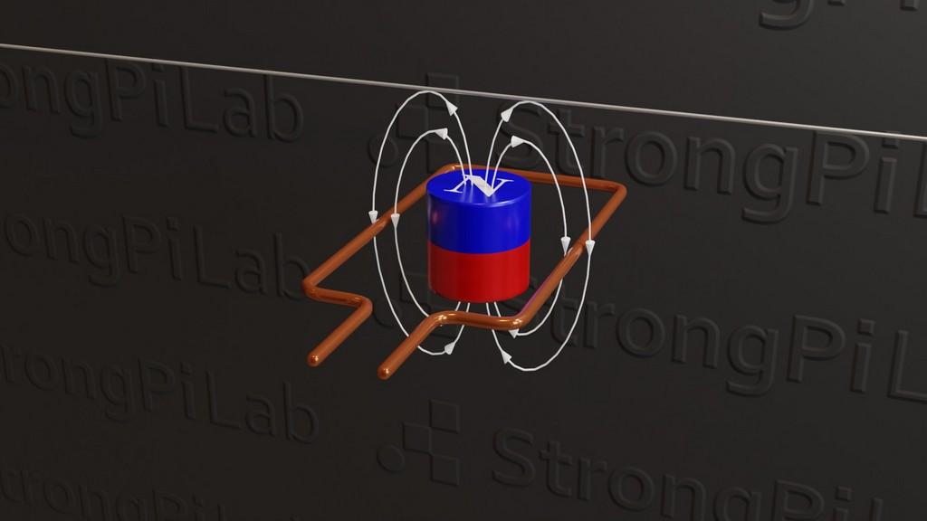 單線圈拾音器的構造
