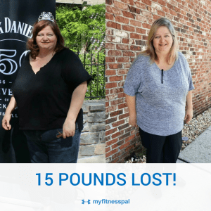 15 Pounds Total Lost July 3 - July 7, 2017