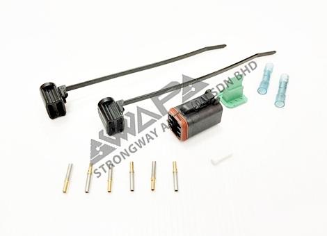 Accelerator pedal kit, 20729579, FH12 (1993-2005), FH13