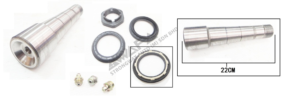 King pin bearing, 3173772, FH12 (1998-2005), FH16 (1998
