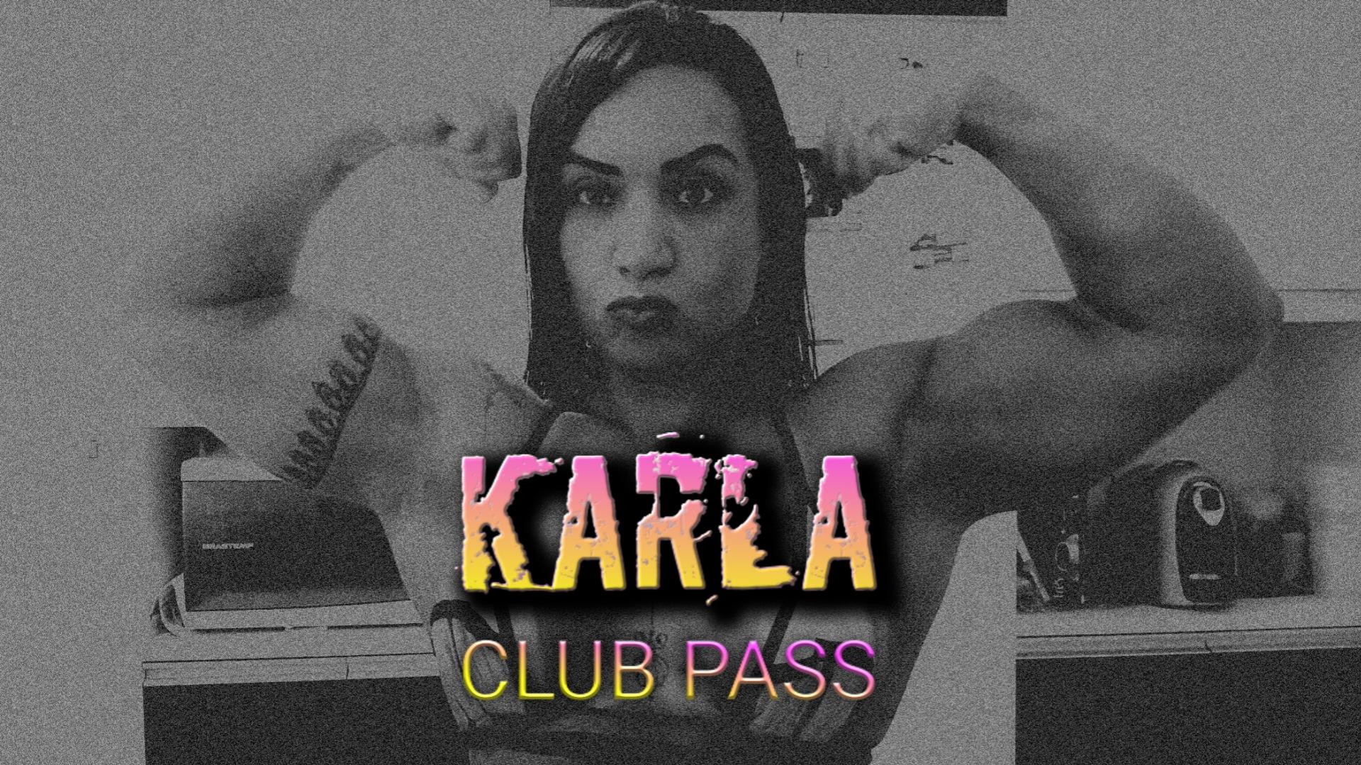 Karla Club Pass