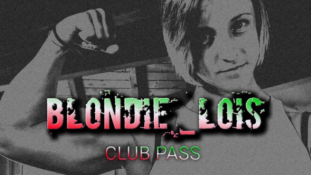 Blondie_lois Exclusive Club