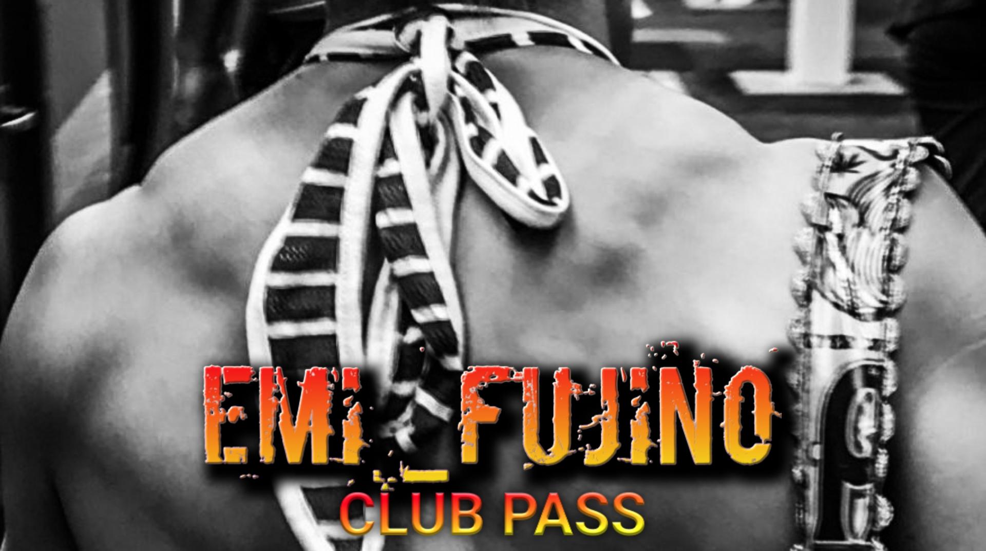 Emi_fujino Club Pass