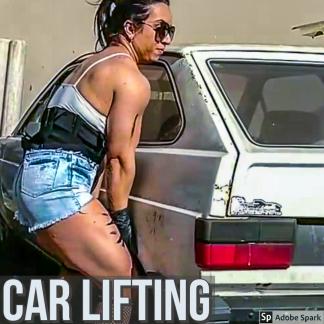 Car lifting