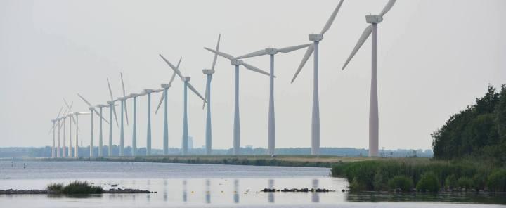 Windmolenpark - StroomAlone