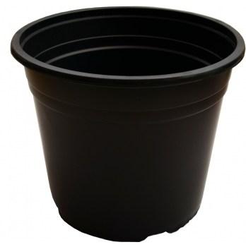 Ghiveci VCD negru(22 cm)