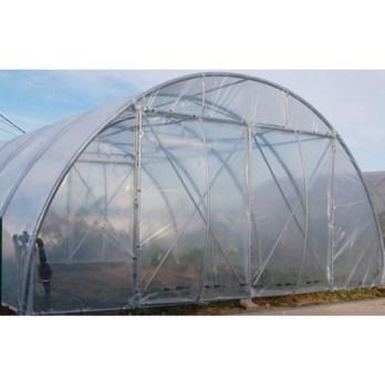 Solar tunel 6x16 m folie dubla inflata