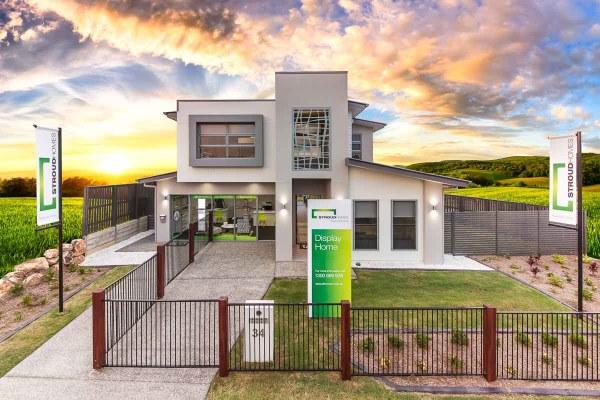 Kirra 303 Contemporary Double Storey Design Stroud Homes