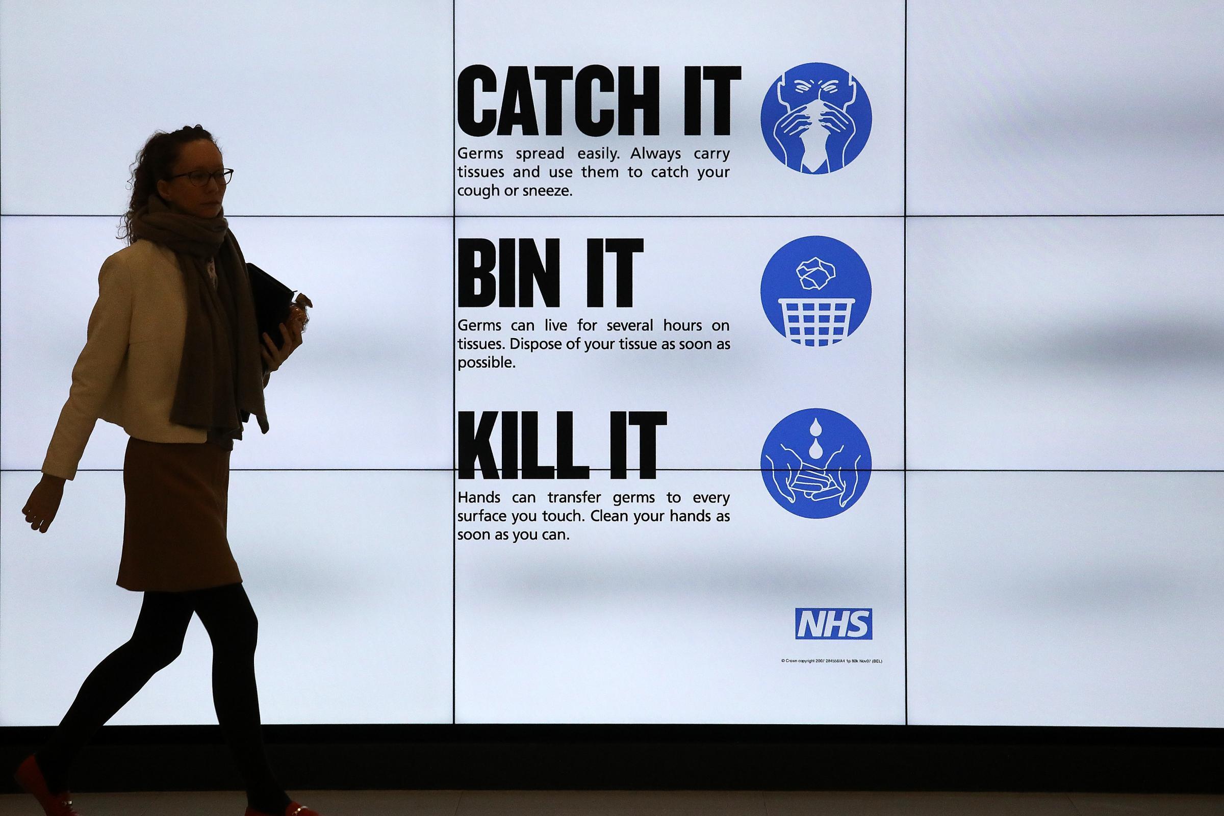Coronavirus: First patient dies in UK as cases double in 48 hours ...