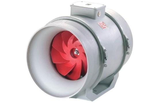 Центробежный канальный вентилятор