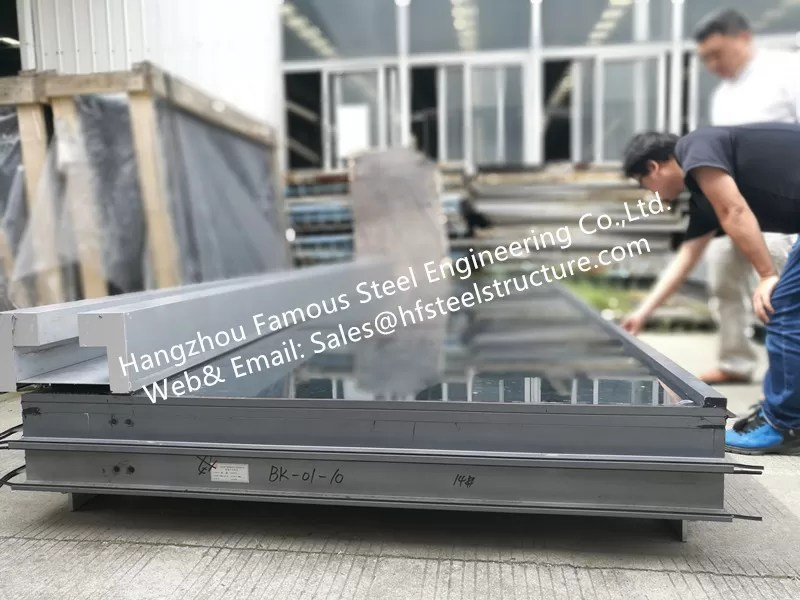 structural prefabricated modular panel