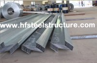 Wall Panels / Roll Formed Structural Steel Buildings Kits ...