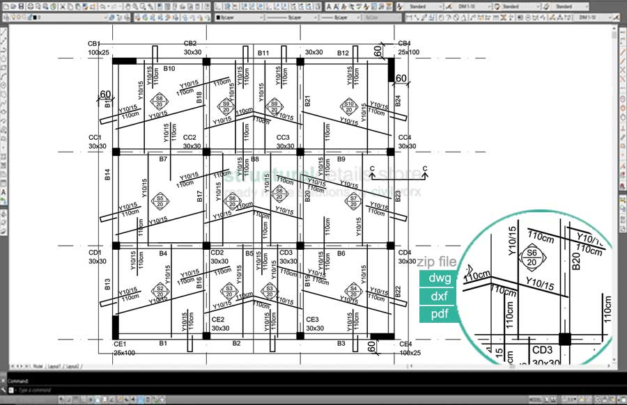 Solved Examples In Reinforced Concrete Design