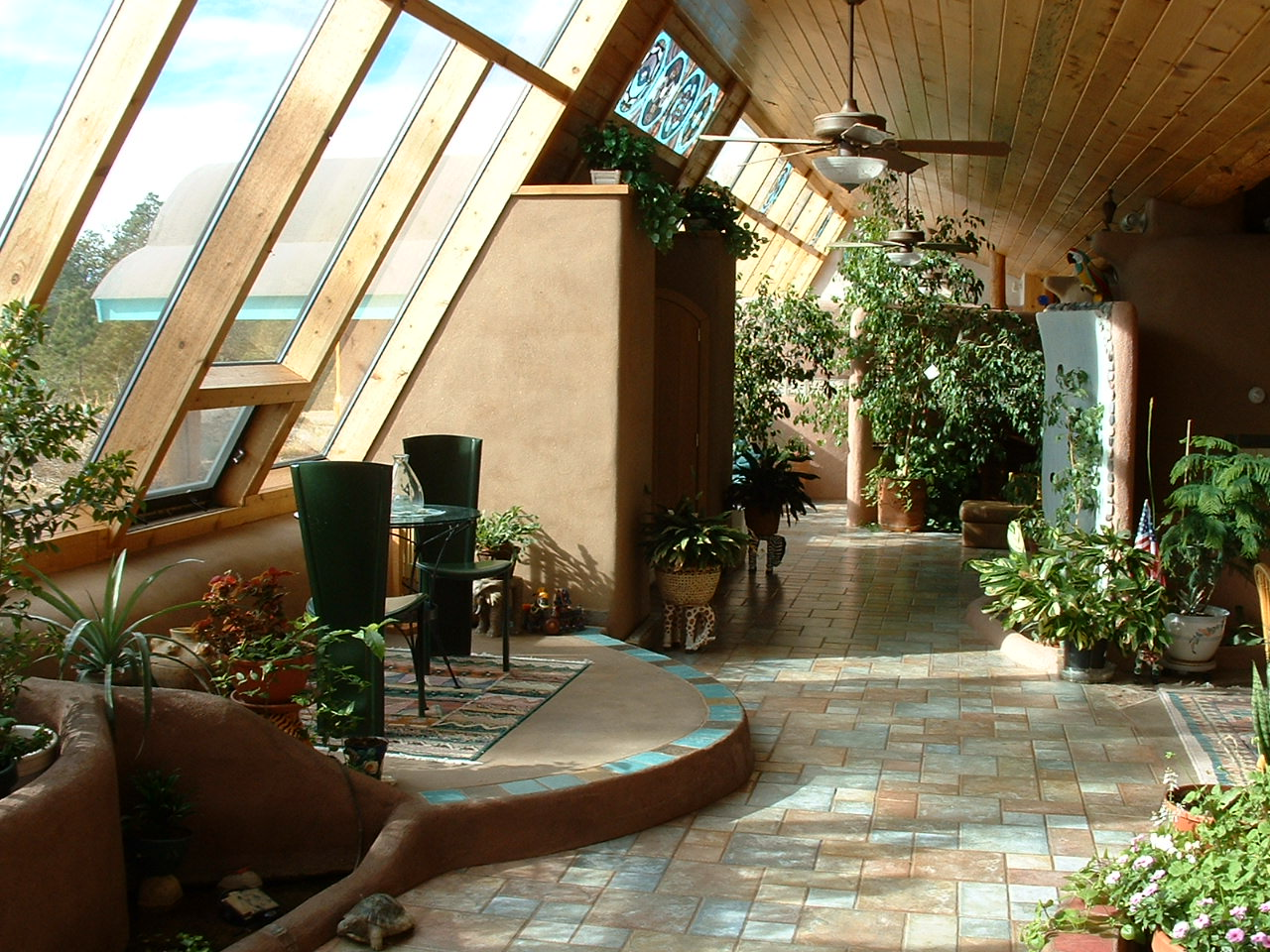 Introduction To Earthships Self Sustained Living