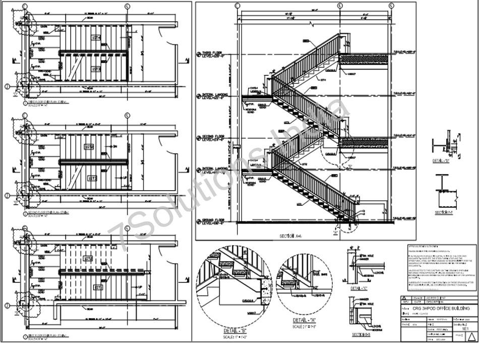 Misc. Detailing Samples| Structural Misc. Detailing
