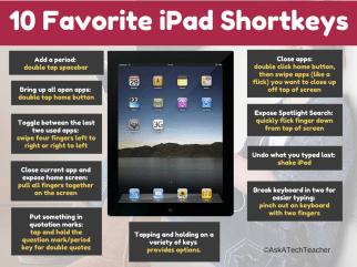 iPad Shortkeys - Copy