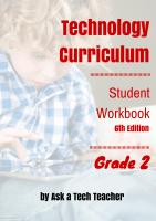 Tech Curriculum--2nd grade