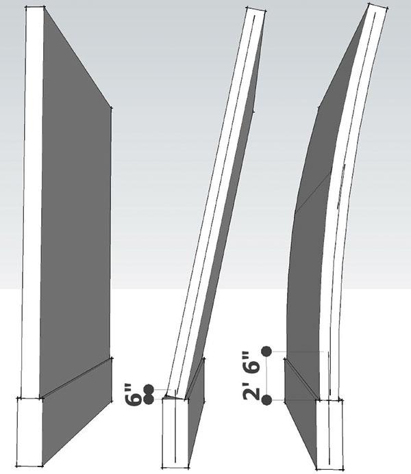 International Building Code Diagrams Structure Magazine Bracing Masonry Walls Under