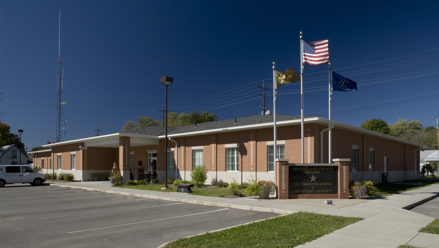 SheriffCommunicationsDetention Facility  American