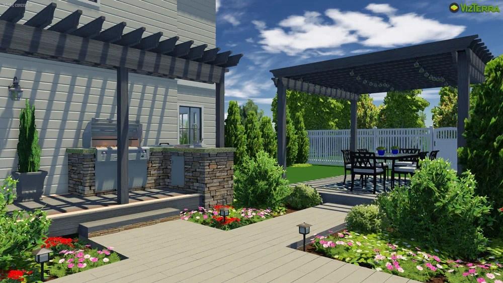 3d landscape design software made easy
