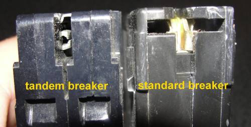 small resolution of tandem vs standard breaker
