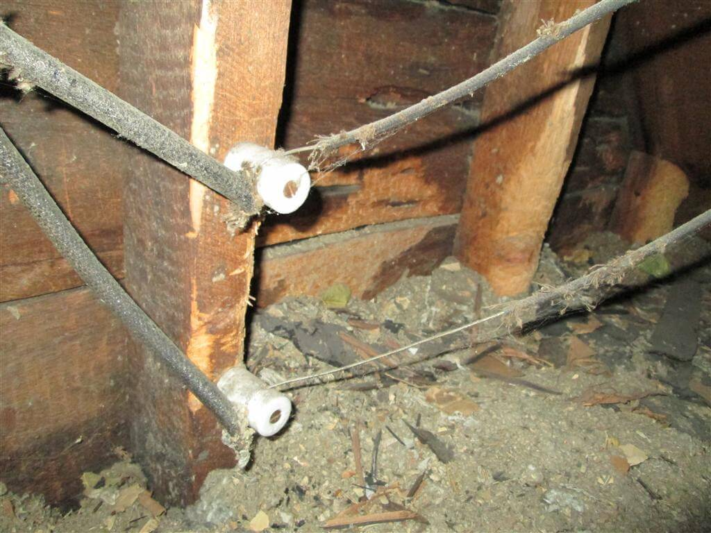 When Was Knob And Tube Wiring Stopped