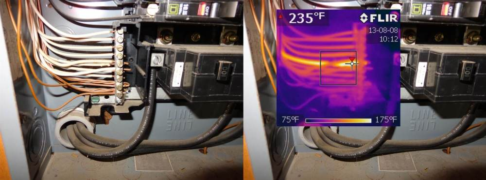 medium resolution of home electrical wiring size