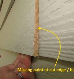 unpainted cut edge [ 1440 x 1080 Pixel ]