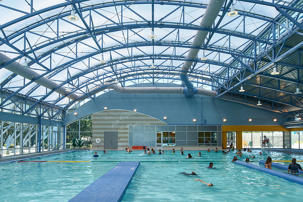 EMERALD GLEN AQUATIC CENTER  Structurflex