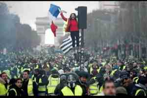 France: the yellow vest uprising