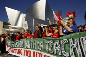 California teachers prepare to strike