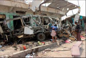 Built-in U.S. war drive fuels genocide in Yemen