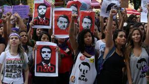 Bolsonaro's threat to oppressed in Brazil demands response