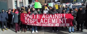 MLK Day 2019: New Yorkers march against 'megatowers' gentrification