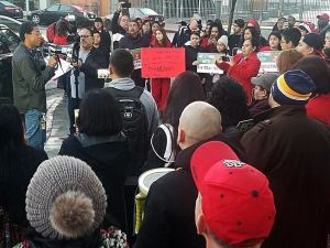 Los Angeles teachers' strike vs. school privatization