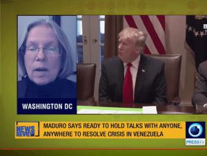 U.S. hands off Venezuela (video)