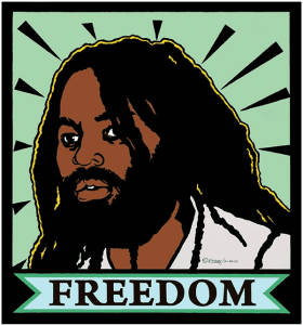 Prisoner writes on inspiration from Mumia