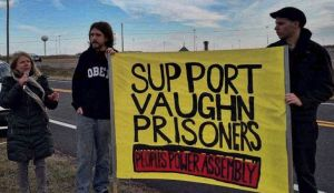 Vaughn prisoners sue over Delaware abuse