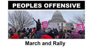 Sheboygan march and rally, March 23