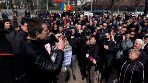 International appeal demands: Free Moldovan activist Pavel Grigorchuk!