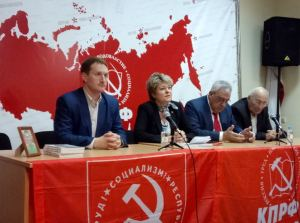 Donetsk Communist Party secretary: 'Donbass exists in a state of neither war nor peace'