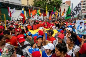 Stop U.S. attacks on Venezuela and President Maduro!