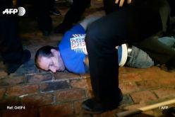 arrestedatembassyafp