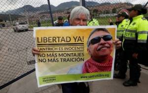 Demand freedom for Jesús Santrich