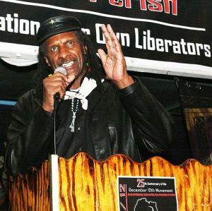 Field Marshall Coltrane Chimurenga, ¡Presente!