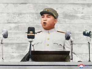 Kim Il Sung: Anti-imperialist fighter, socialist hero