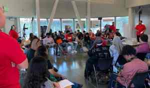 Los Angeles: Community organizes self-defense against ICE raids