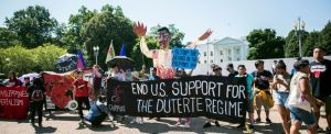 United People's State of the Philippines Address in Washington D.C. defies Duterte and Secret Service